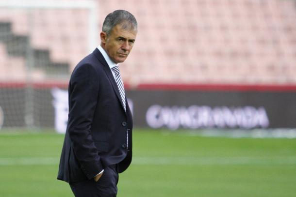 Lucas Alcaraz fue destituido en abril | Foto: Antonio L. Juárez