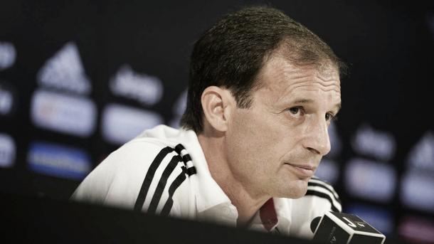Allegri destacó a Neymar, posible incorporación del PSG   Foto: Juventus Web Oficial