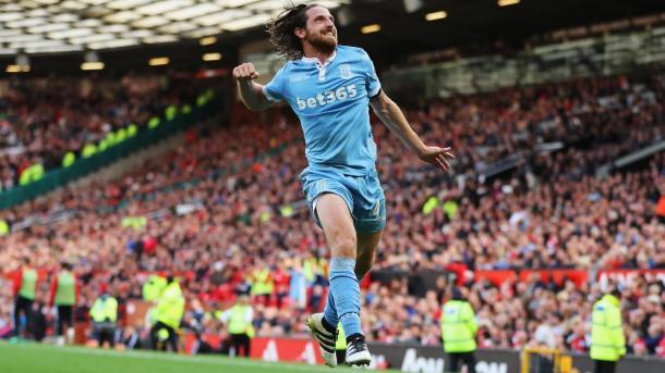 La beffa di Joe Allen nel finale a Old Trafford, www.premierleague.com