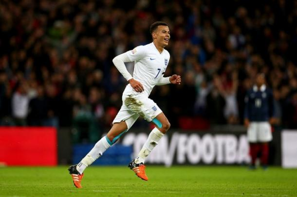Alli is back after featuring for England at Euro 2016 (photo; Getty)