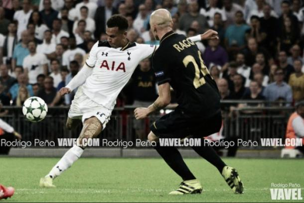 Were the likes of Dele Alli used correctly?