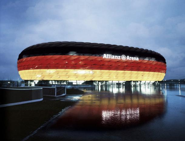 Allianz Arena. Foto: Bundesliga