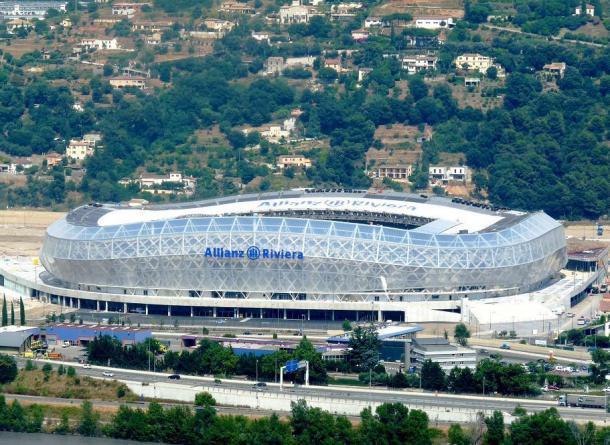 Estadio del OGC Niza | Foto: Iasoglobal