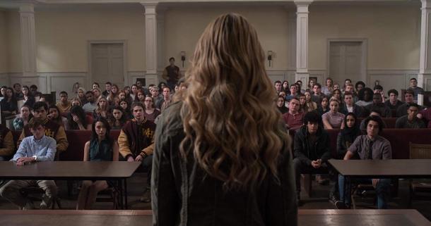 Escena de 'The Society' | Fuente: IMDb