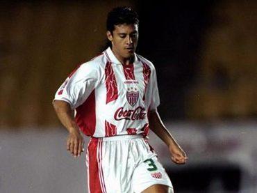 Sergio Almaguer en su paso por los 'Rayos' |  Foto: Pasión Rojiblanca