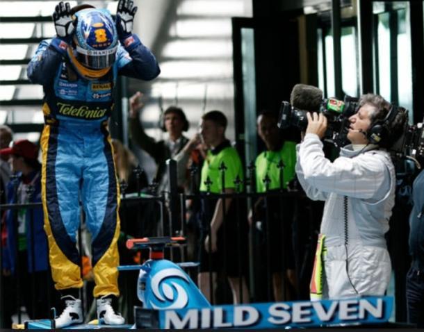 Victoria de Alonso. Foto: F1