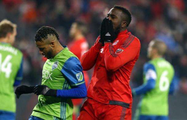Altidore lamenta la oportunidad perdida // Imagen: MLS