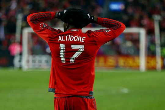 Jozy Altidore could not convert any of his chances throughout 120 minutes. | Photo: USA Today Sports