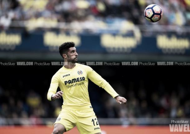 El defensor cántabro del Villarreal CF, Álvaro González. | Foto: PhotoSilver (VAVEL)