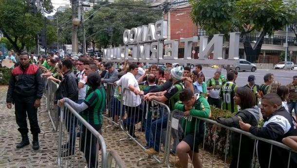 Foto: Divulgação/América F.C