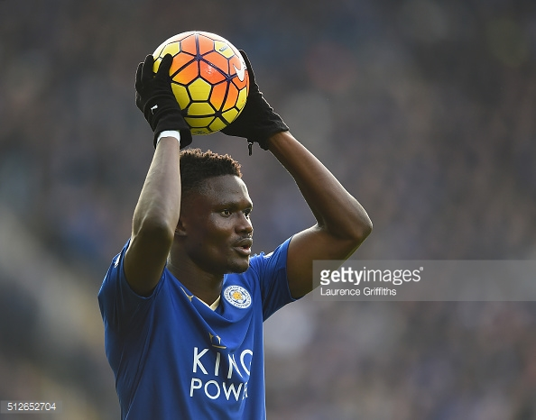 Amartey could come into the Leicester midfield again | Photo: Getty