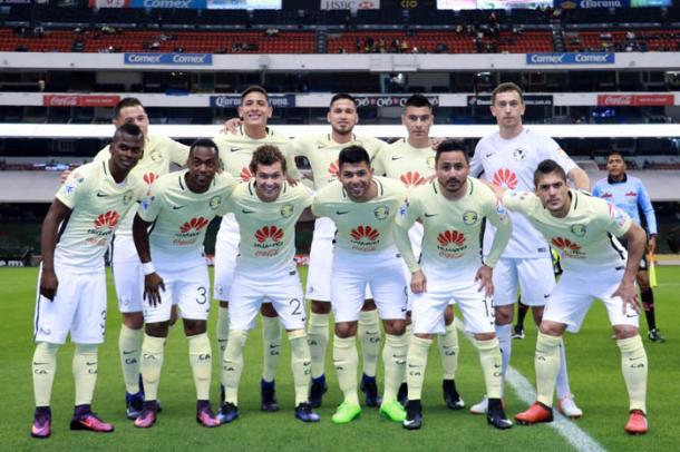(Club América | Foto: Copa Corona Mx)