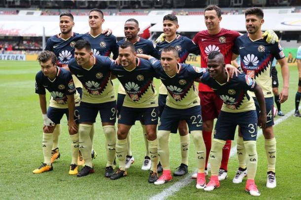 (Club América | Foto: Liga Bancomer Mx)
