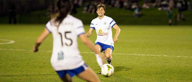 Amy LePeilbet for FC Kansas City | Photo: FC Kansas City
