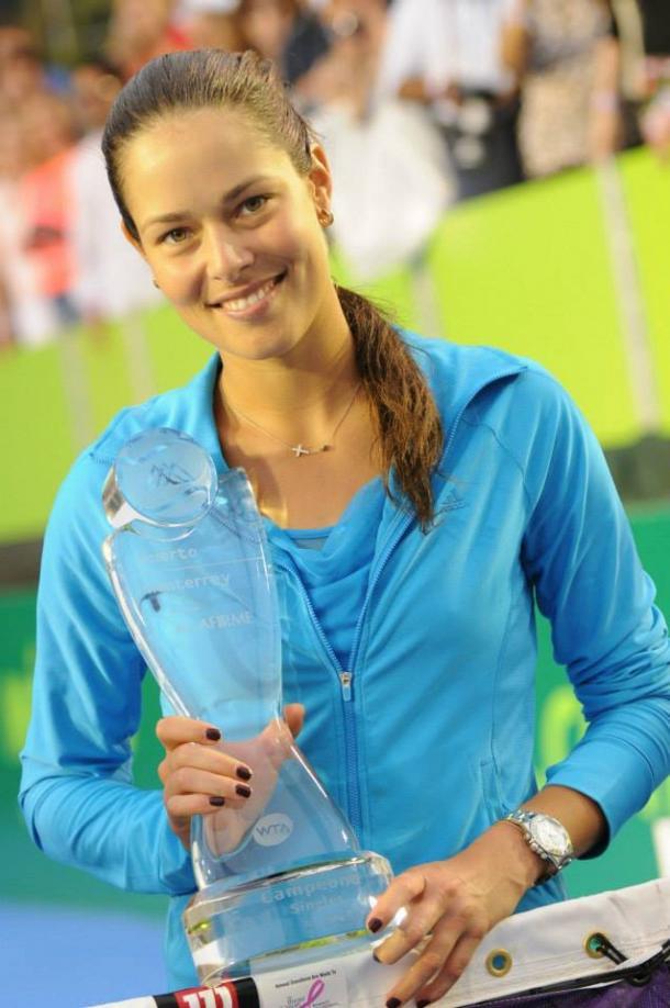 Ana, campeona en Monterrey (Foto: pinterest)
