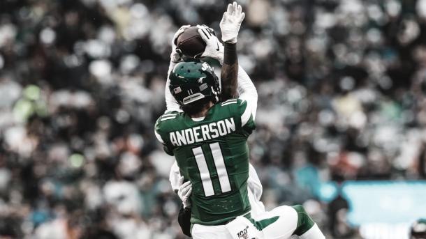 Robby Anderson es de los receptores mas veloces en la NFL (foto Jets.com)