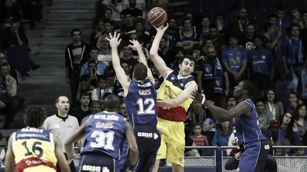 Último duelo entre madrileños y andorranos | ACB