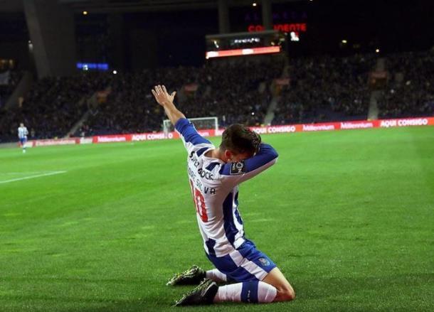 André Silva conta com 11 golos no Campeonato | Foto: MaisFutebol