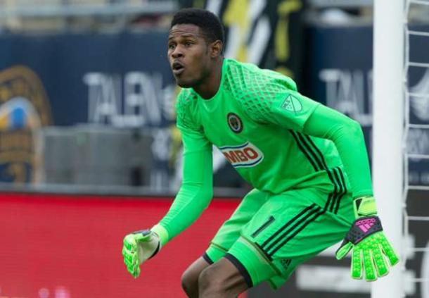 Where would Philadelphia be without Andre Blake's excellent performances? | Source: goal.com