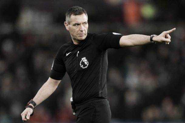 Andre Marriner será la máxima autoridad | Foto: Premier League
