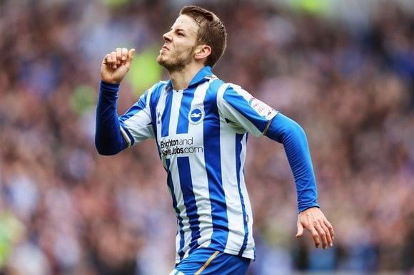 Orlandi estuvo cerca de ascender con el Brighton  |  Fotografía: The Sunday Times