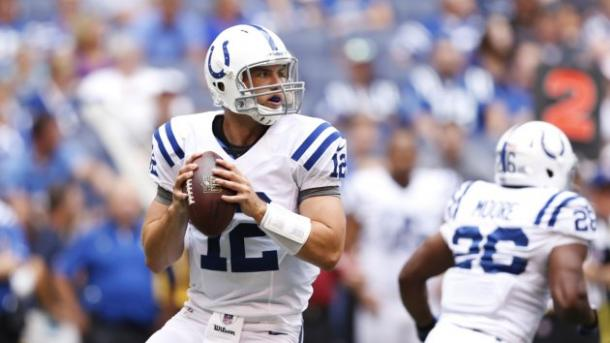 If not for a few close losses, Luck would be squarely in the MVP race | Joe Robbins/Getty Images