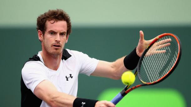 Murray has now suffered shock third round exits in both Masters 1000 events in Indian Wells and Miami.