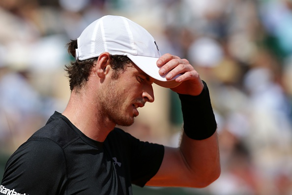 Andy Murray After His Recent Loss In Monte Carlo. Photo: Jean Christophe Magnenet/Getty Images
