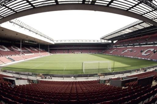 Anfield Road es uno de los estadios más populares | Foto: Liverpool
