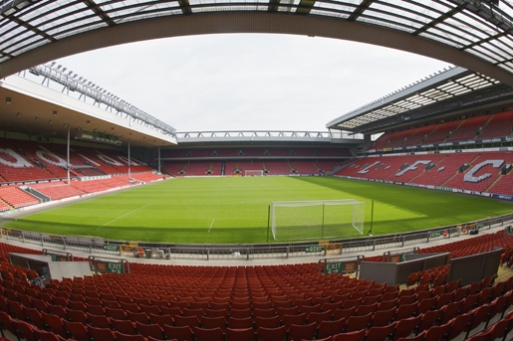 Anfield. Foto: liverpoolfc