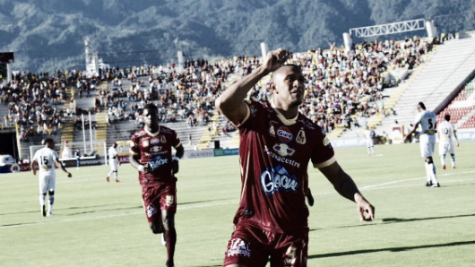 Foto: Twitter Oficial de Deportes Tolima