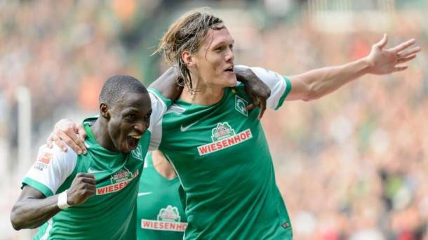 Anthony Ujah and Jannik Vestergaard have both left for pastures new. | Photo: Fussball Transfers/Maxppp