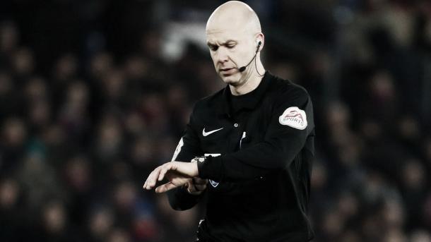Anthony Taylor será el árbitro del partido./ Foto: Premier League