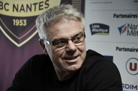 Anti, entrenador del HBC Nantes | Foto:hbcnantes.com