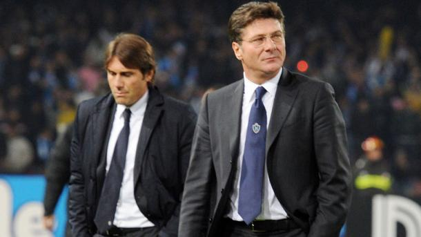 Mazzarri and Conte have an intriguing rivalry | Image: Sky Sports