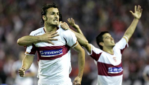 Página web Sevilla F.C