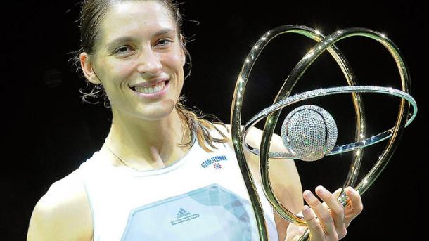 Affectionately dubbed 'Petko', the Germans last title came in 2015 at Antwerp (pic source | SBS)