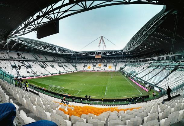 El Allianz Stadium será el escenario del Derbi | Foto: Juventus