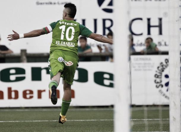 Dani Aquino sigue siendo la referencia del gol (Foto: Real Racing Club)