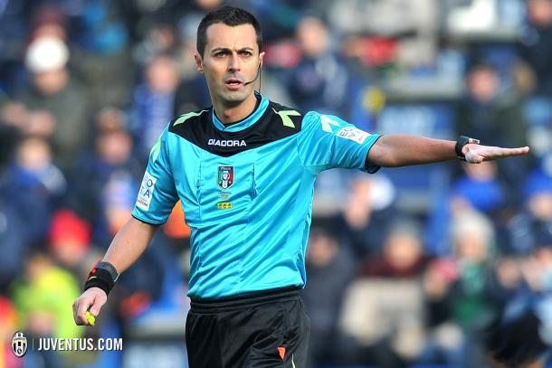 Marco Di Bello     Foto:Juventus