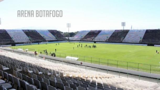 Arena Botafogo (Foto: Reprodução / Facebook)
