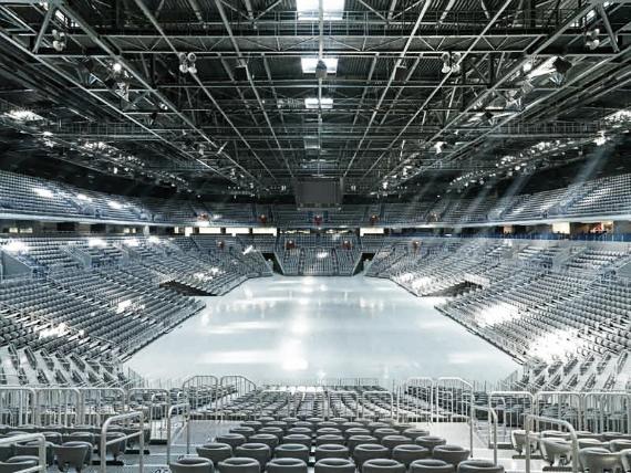 Arena Zagreb   Foto: grohe.com
