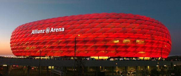 Estadio del Allianz Arena en Múnich | Fuente: FC Bayern