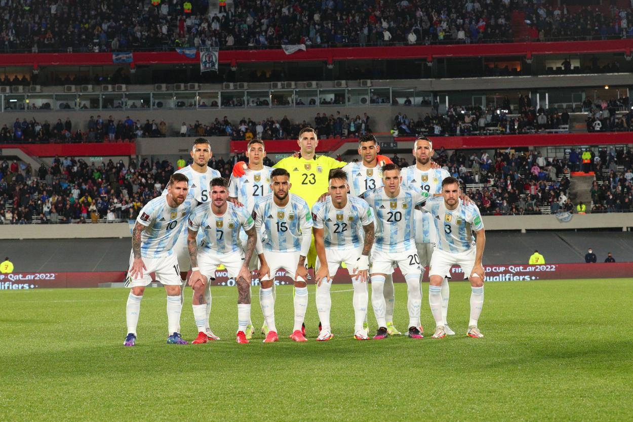Foto: Divulgação/Seleção Argentina de Futebol