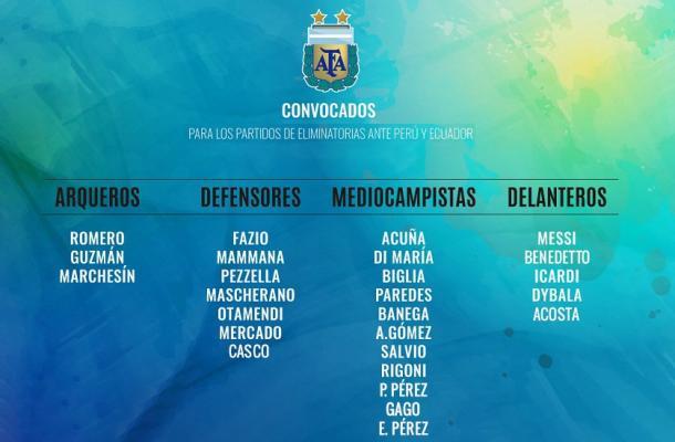 Argentina, Biglia sarà titolare. Il Papu spera, Icardi verso la panchina
