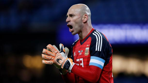 Willy Caballero | Foto: Getty Images.