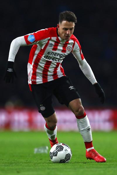 Jugador clave en el campeonato de Liga del PSV. Fuente: Zimbio