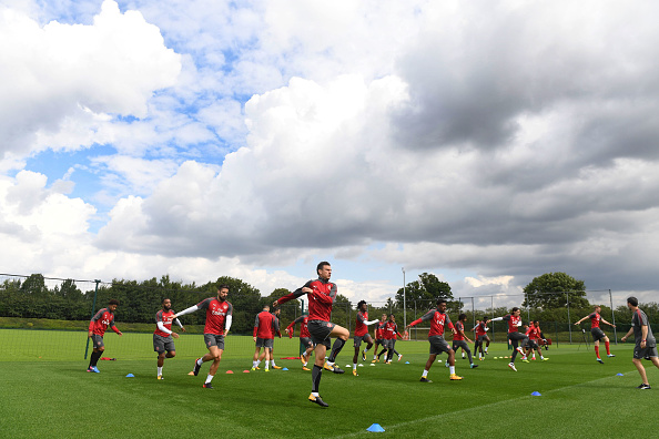 Foto: Stuart MacFarlane / Arsenal via Getty Images
