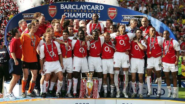 El Arsenal se proclama campeón de Inglaterra   FOTO: Getty Images