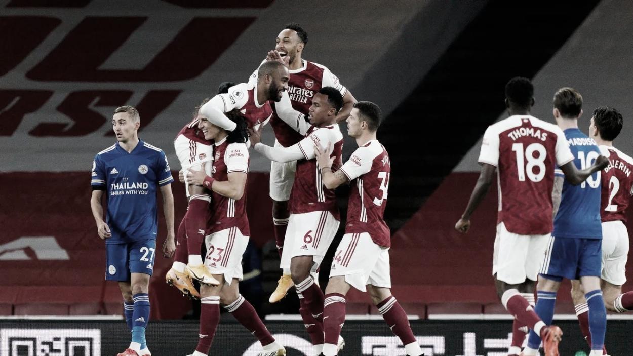 El Arsenal se aferra a la Europa League./ Foto: Premier League